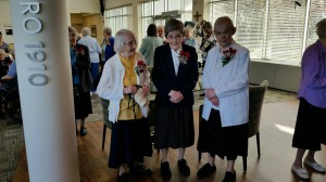 The Rewucki Great Room - Sisters Orietta, Thérèse and Laurette Bélanger